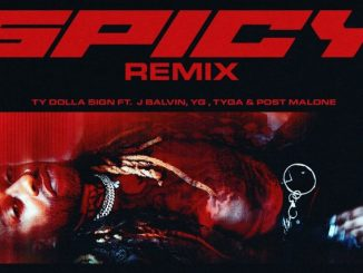 Ty Dolla $ign Spicy (Remix) Mp3 Download