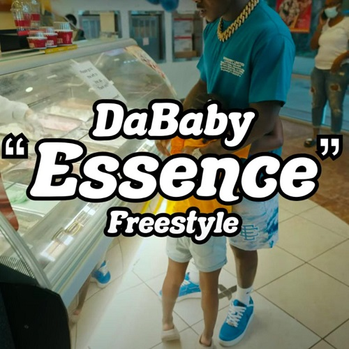 DaBaby Essence Freestyle Mp3 Download