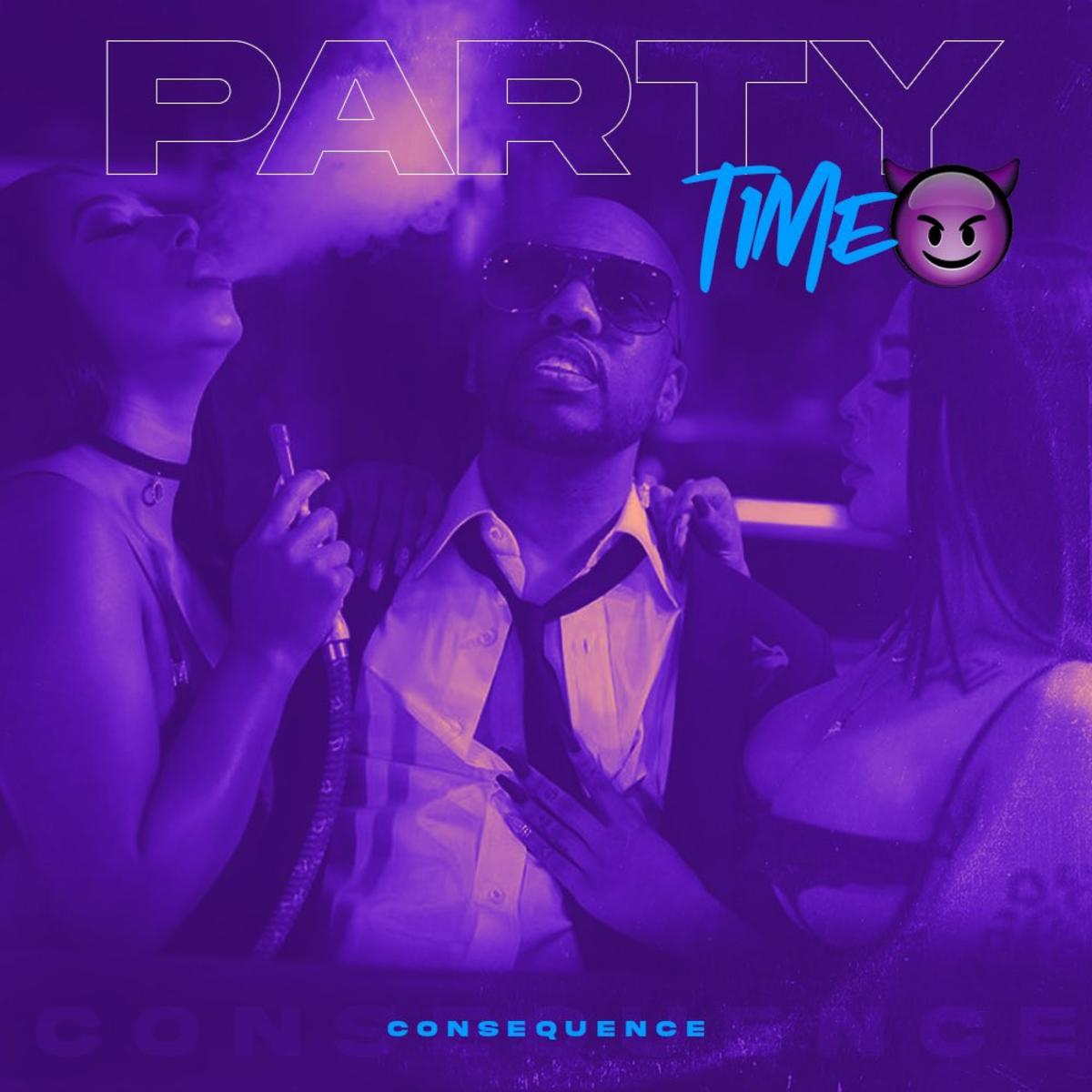 Consequence Party Time (Drake Diss) Mp3 Download