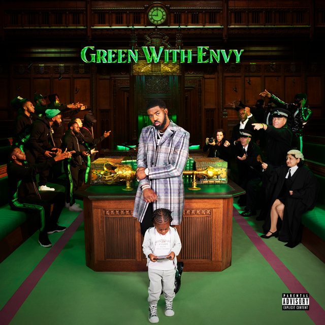 Tion Wayne Green with Envy Zip Download