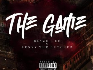 Blaze Gee The Game Mp3 Download