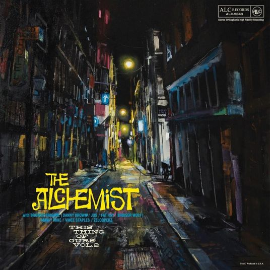 Alchemist This Thing Of Ours Vol. 2 Zip Download